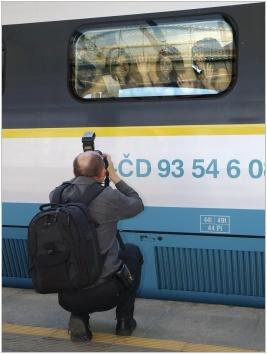 Hlavní nádraží Praha 23.6.2010